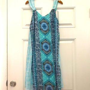 New Directions sleeveless dress Medium
